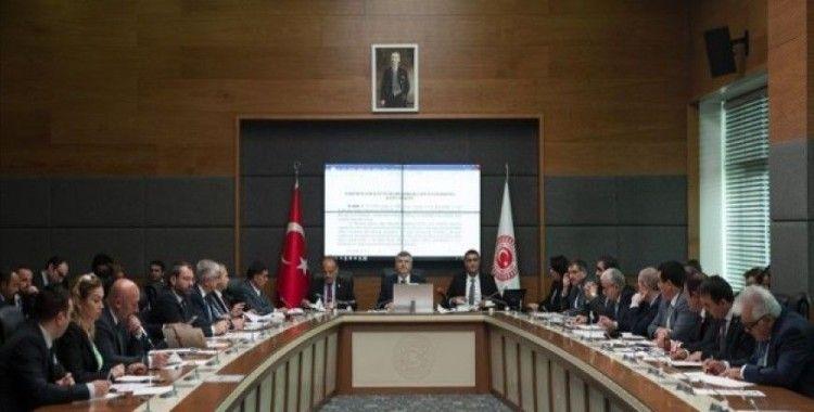 Turizm teşviki ile ilgili kanun teklifi Komisyonda kabul edildi