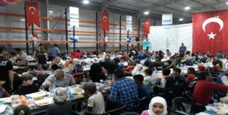 AFAD Başkanı  Mehmet Güllüoğlu, Suriye'de ziyarette bulundu