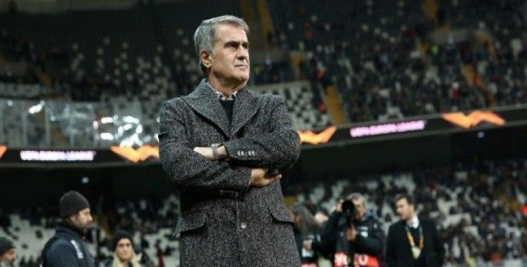 Beşiktaş'ta Şenol Güneş dönemi hayal kırıklığıyla bitecek