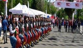 Diyarbakır'da, 19 Mayıs Atatürk'ü Anma, Gençlik ve Spor Bayramının 100 yılı Coşkuyla Kutlandı