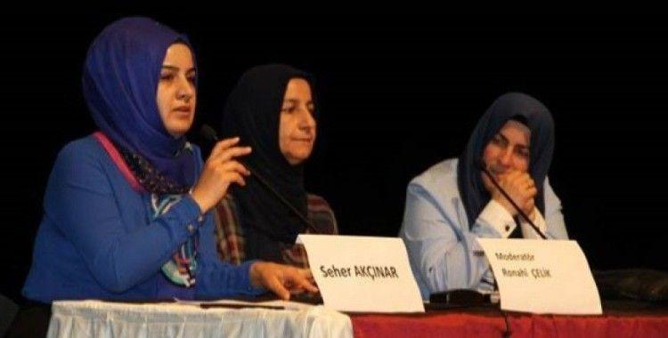 İslam'da Kadının Toplumsal Şahitliği ve Eşitlik paneli düzenlendi