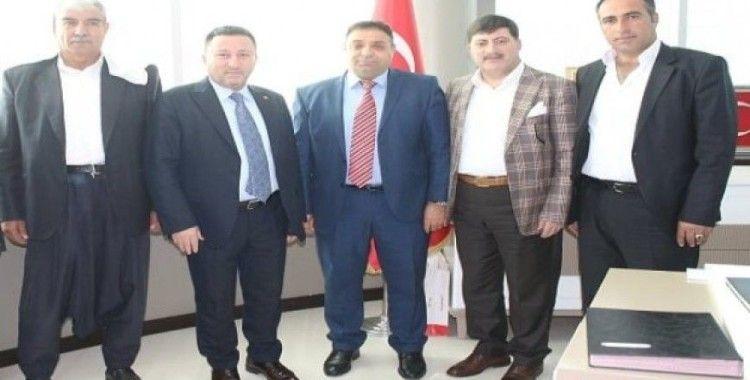 Beyoğlu'ndan iş adamlarına Diyarbakır'a yatırım çağrısı