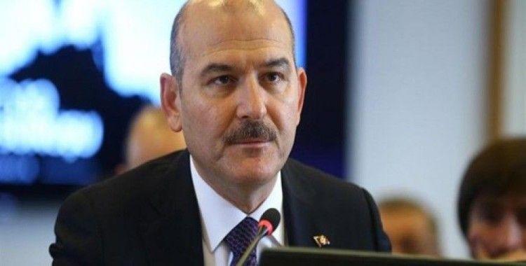 """İçişleri Bakanı Soylu: """"Sandıkların yüzde 90'ı açılsaydı, belki 23 Haziran seçimine gerek kalmayacaktı"""""""