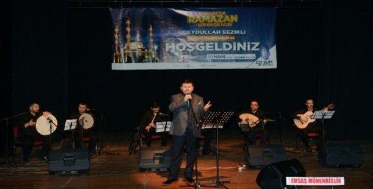Ubeydullah Sezikli'den Tasavvuf Müziği Konseri