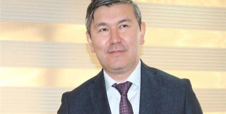 Kazakistan Büyükelçisi Saparbekulı'nden ülkesindeki seçimlere ilişkin açıklama
