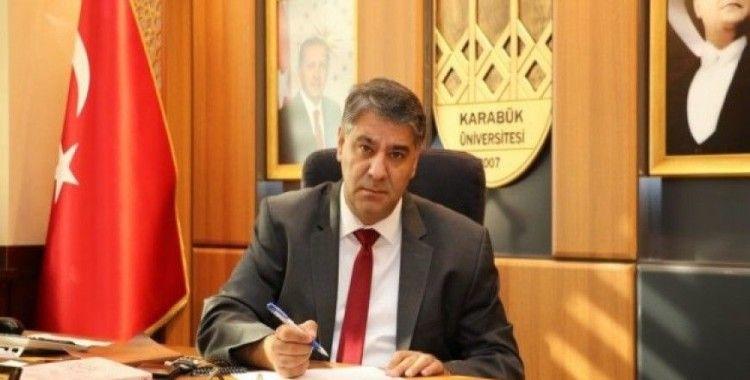 KBÜ Rektörü yeniden Prof.Dr. Polat oldu