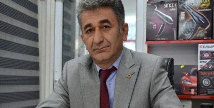 CHP İlçe Başkanı Keskin'den MHP'li Aydın'a tepki