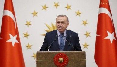 Cumhurbaşkanı Erdoğan'dan 'Pençe' operasyonu mesajı