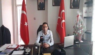 Diyarbakır MHP İl Başkanı Kayaalp: Halkımız tehlikede, HDP ilaçlama yapmazsa biz yaparız