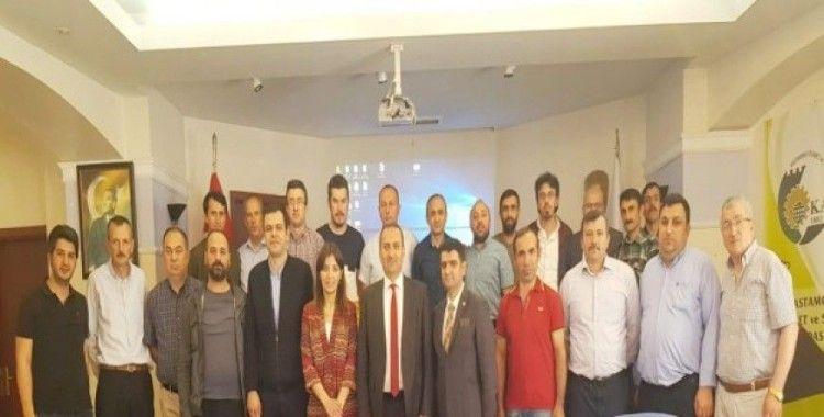 Kastamonu'da  'Asansör Standardı' semineri