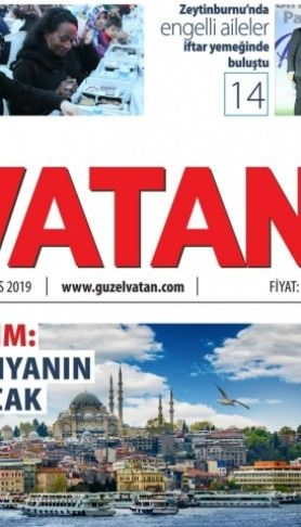 Güzel Vatan Gazetesi sayı:117