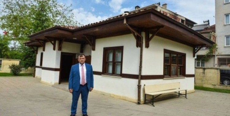Taşköprü'de Aşevi Projesi kısa sürede tamamlanacak