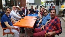 Kral Midas'ın Hazinesi filmi oyuncuları Bilecik'te ağırlandı