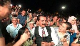 Festivalde Latif Doğan ve Merve Özbey coşkusu