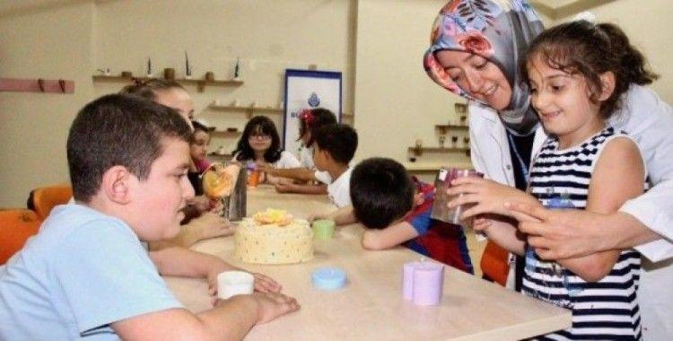 İBB'den 15 merkezde engelsiz yaz okulu