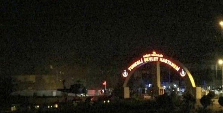 Tunceli'de Pkk'lı teröristlerle çatışma: Bir şehit 3 asker ağır yaralı