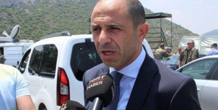 KKTC Bakanı Özersay: 'Güney Kıbrıs Rum kesimini aklıselim davranmaya davet ediyoruz'