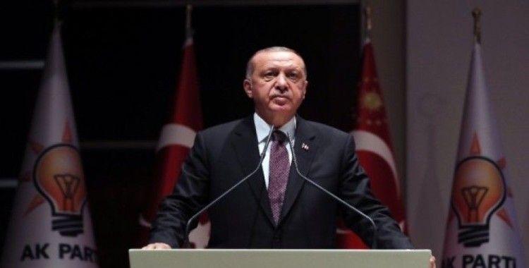 """Cumhurbaşkanı Erdoğan: """"Türkiye S-400 savunma sistemlerini alacaktır demiyorum, almıştır"""""""