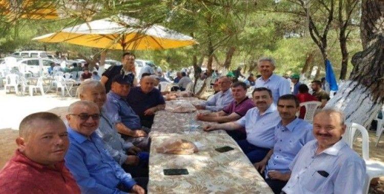 Bostancı'da mahalle hayrı yapıldı