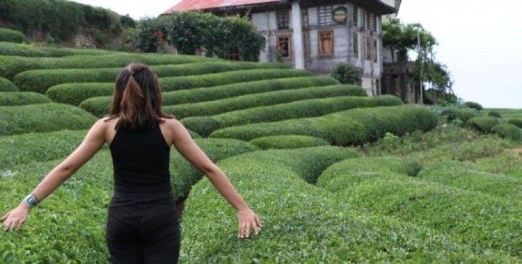 Çay bahçesi çay bahçesi olalı böyle ilgi görmedi