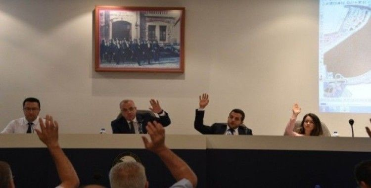 Salihli Belediye meclisi 12 gündemi karara bağladı