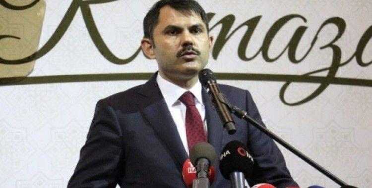 'İstanbul Uluslararası Finans Merkezi projesi ilerliyor'