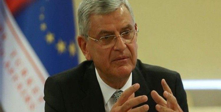 Dışişleri Komisyonu ile Karadağ Parlamentosu Uluslararası İlişkiler ve Göçmenler Komisyonu bir araya geldi