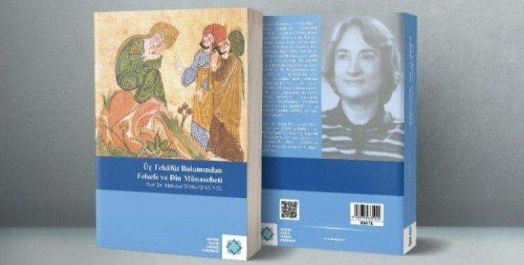 """""""Üç Tehâfüt Bakımından Felsefe ve Din Münasebeti"""" okuyucusuyla buluştu"""
