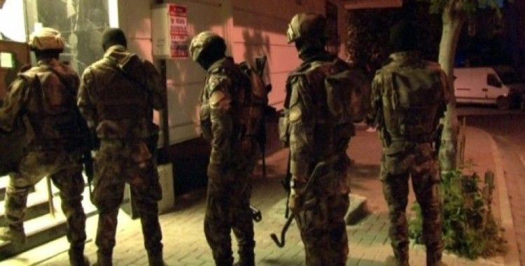Ordu'da şafak operasyonu: 10 gözaltı