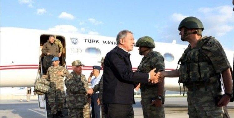 Milli Savunma Bakanı Akar, Azerbaycan-Türkiye-Gürcistan Savunma Bakanları 7. Toplantısına katıldı