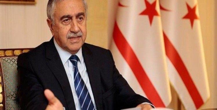 KKTC Başbakanı Tatar ile Cumhurbaşkanı Akıncı arasında ilk olağan görüşme