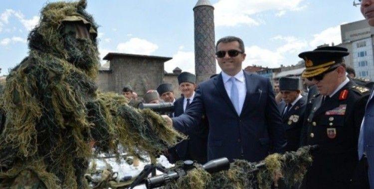 """Erzurum Valisi Okay Memiş: """"İçimizde FETÖ unsurlarından temizleniyoruz, temizlendikçe güçleniyoruz"""""""