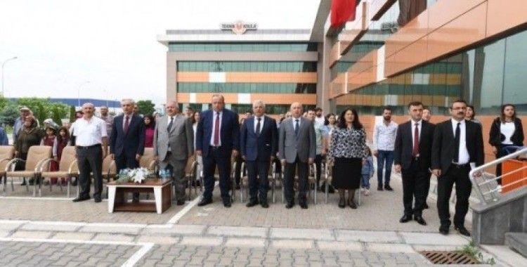 Özel Kayseri OSB Teknik Koleji Mezuniyet Töreni