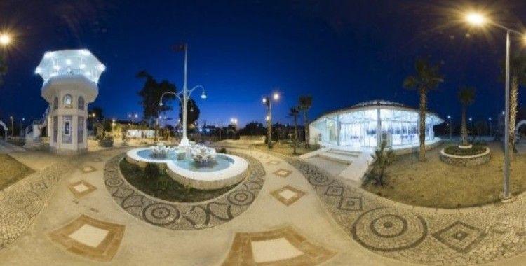 Germencik Türk Burcu Yaşam Alanı Parkı'nın ismi '19 Mayıs Gençlik Parkı' olarak değişti
