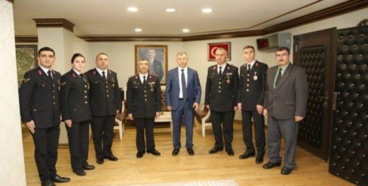 Artvin'de Jandarma Teşkilatı'nın 180. Yıldönümü Etkinlikleri