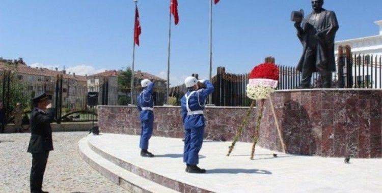 Elazığ'da Jandarma Teşkilatının 180. kuruluş yıl dönümü