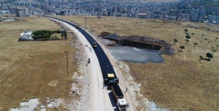 Büyükşehir asfalt sezonunda çalışmalarını yoğunlaştırdı
