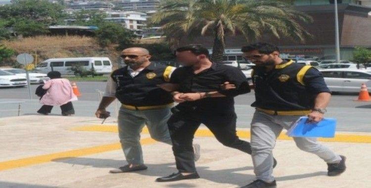Alanya'da emlak dolandırıcılığı iddiası: 1 gözaltı