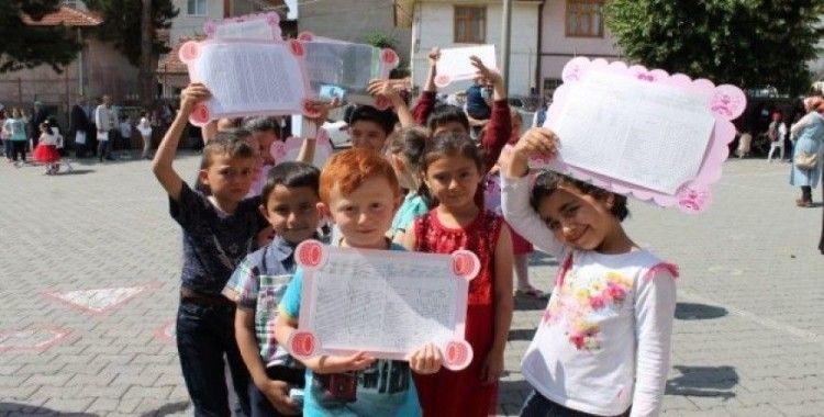 Tosya'da karne heyecanı yaşandı