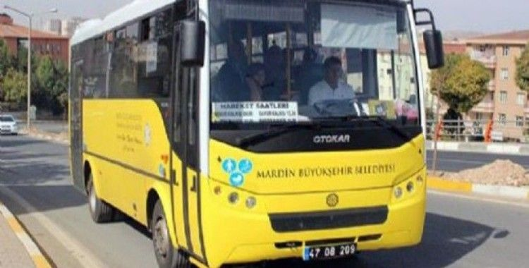 Belediye araçları, öğrenci ve sınav görevlilerine ücretsiz hizmet verecek