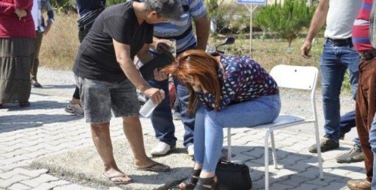 Çarptığı motosikletli ölen kadın sürücü gözyaşlarına boğuldu