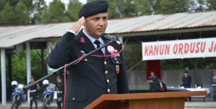 Jandarma Teşkilatı'nın 180. gurur yılı