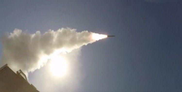 Rusya Antarktika'da füze sistemini başarıyla test etti