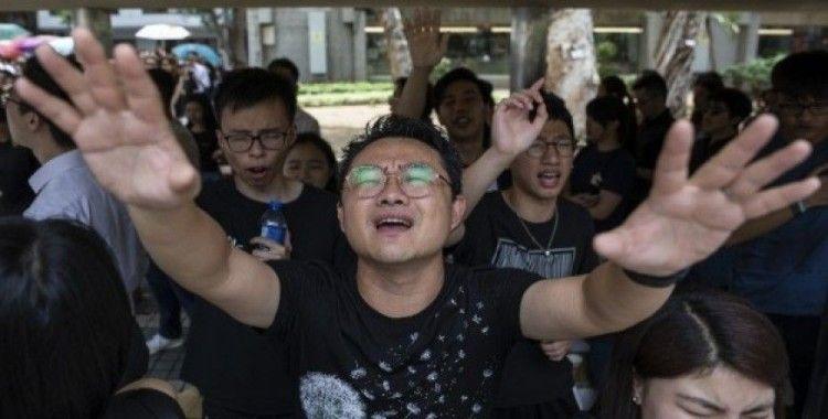 Hong Konglular yeni bir protestoya hazırlanıyor