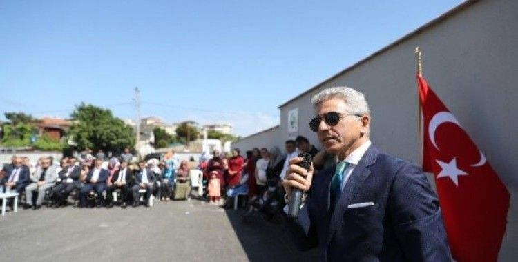 Türkiye Futbol Federasyonu İlkokulu'nda karne töreni yapıldı