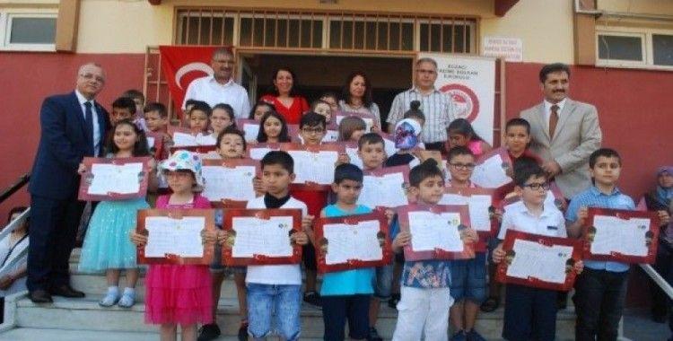 Manisa'da 250 binden fazla öğrencinin yaz tatili başladı