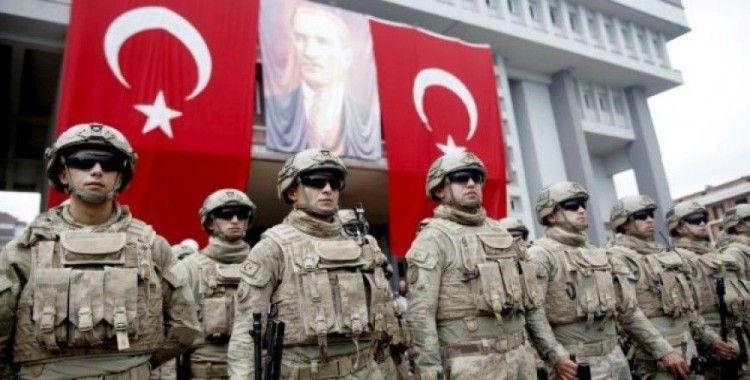 Jandarmanın Doğu Karadeniz'de gururu oldular
