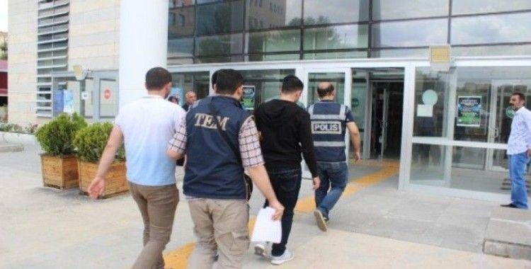 Elazığ'da FETÖ operasyonu: 3 şüpheli adliyeye sevk edildi