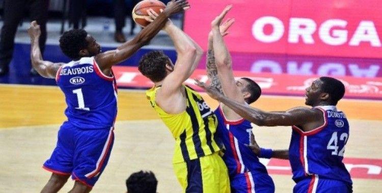 Basketbol final serisinde sıra 4. maçta