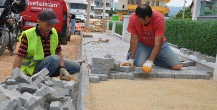 Safranbolu'da ekipler çalışmalara ara vermiyor